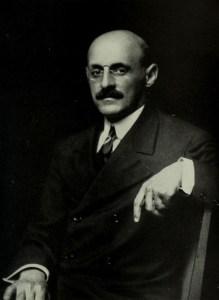 Abraham Flexner, c.a. 1908