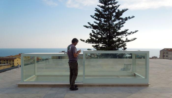 Lucernari per tetti piani in vetro archivetro for Finito piano piano interruzione sciopero piani