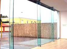 Facciate in vetro strutturale