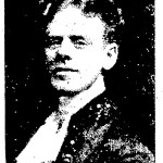 H.W. Rogers, park manager and magician.