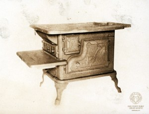 New Torch Lick Stove, B. Fisher Company, Wheeling, W. Va. -from the Joseph Hoffman Collection, OCPL Archives