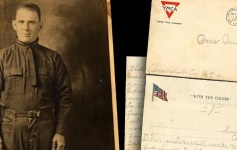 From Camp Lee to the Great War: The Letters of Lester Scott and Charles Riggle: Podcast Episode 12