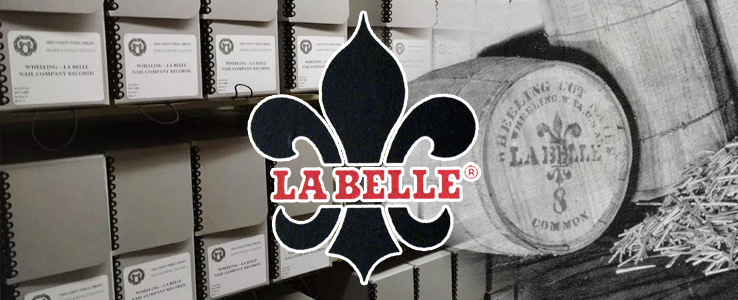 Nailing Down History: The La Belle Cut Nail Collection at the Ohio County Public Library