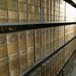 Archive's catalogue