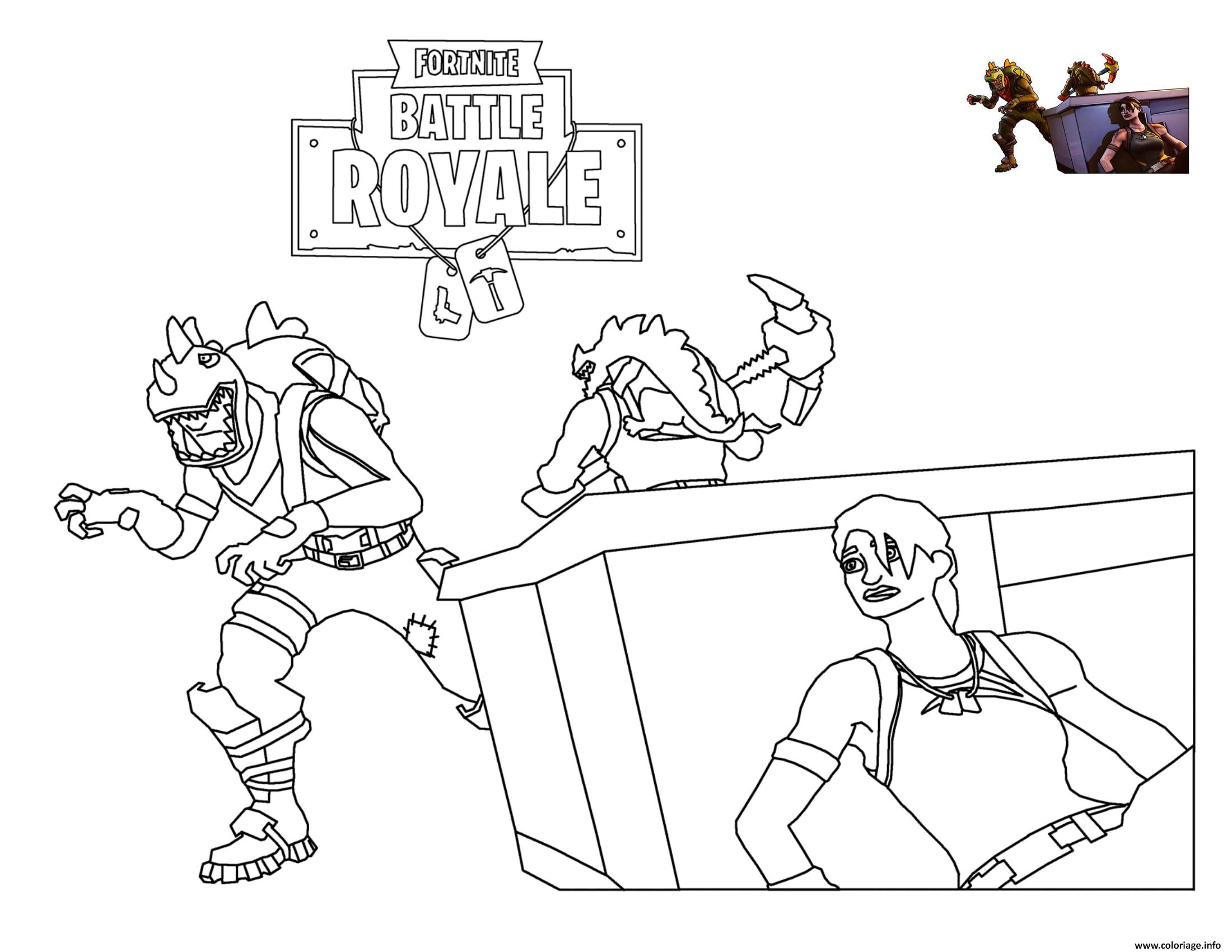 14 Propre Coloriage Fortnite Skin Collection