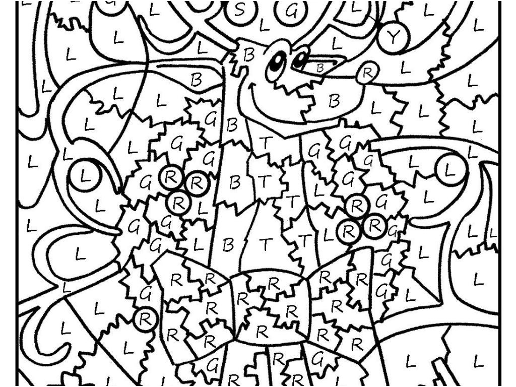15 Premium Coloriage Magique Addition Cp Photograph