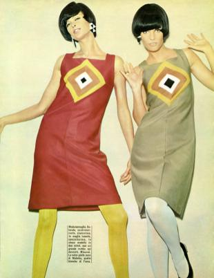 1966 ARIANNA Moda bersaglio
