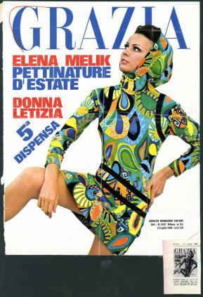 1968 GRAZIA