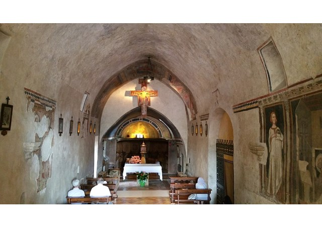 "El Cristo de san Damián dijo a Francisco de Asís: ""Restaura mi Iglesia"""