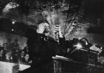 Trotsky en Copenhague