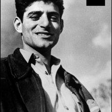 Cerca de Barcelona, se trata de una fotografía a Mitt Wolff, comandante del Batallón Lincoln de las Brigadas Internacionales, 1938