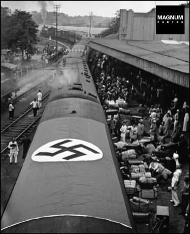 Los asesores de la dictadura alemana parten a sus casas por la presión japonesa. 1938