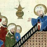 ilustracion-del-siglo-xv-de-una-copia-de-un-manuscrito-de-al-biruni-que-representa-a-mahoma-predicando-el-coran-en-la-meca
