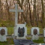 Cementerio de los soldados de Westerplatte