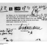 Tagesbefehl vom 1. Mai 1945 zur Bekanntmachung der ‹bernahme Tagesbefehl