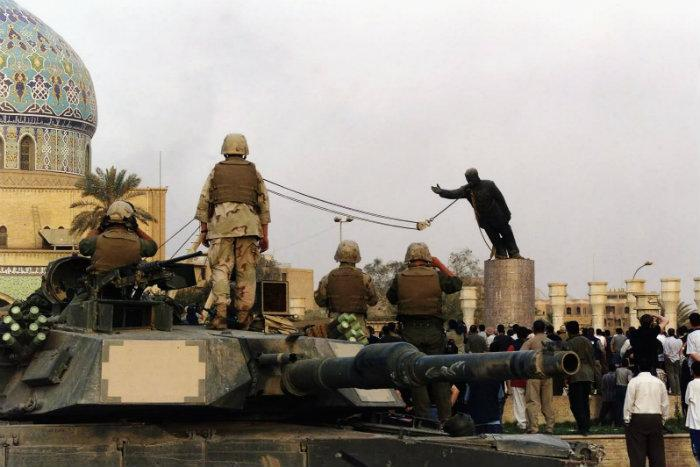 Irak 2003
