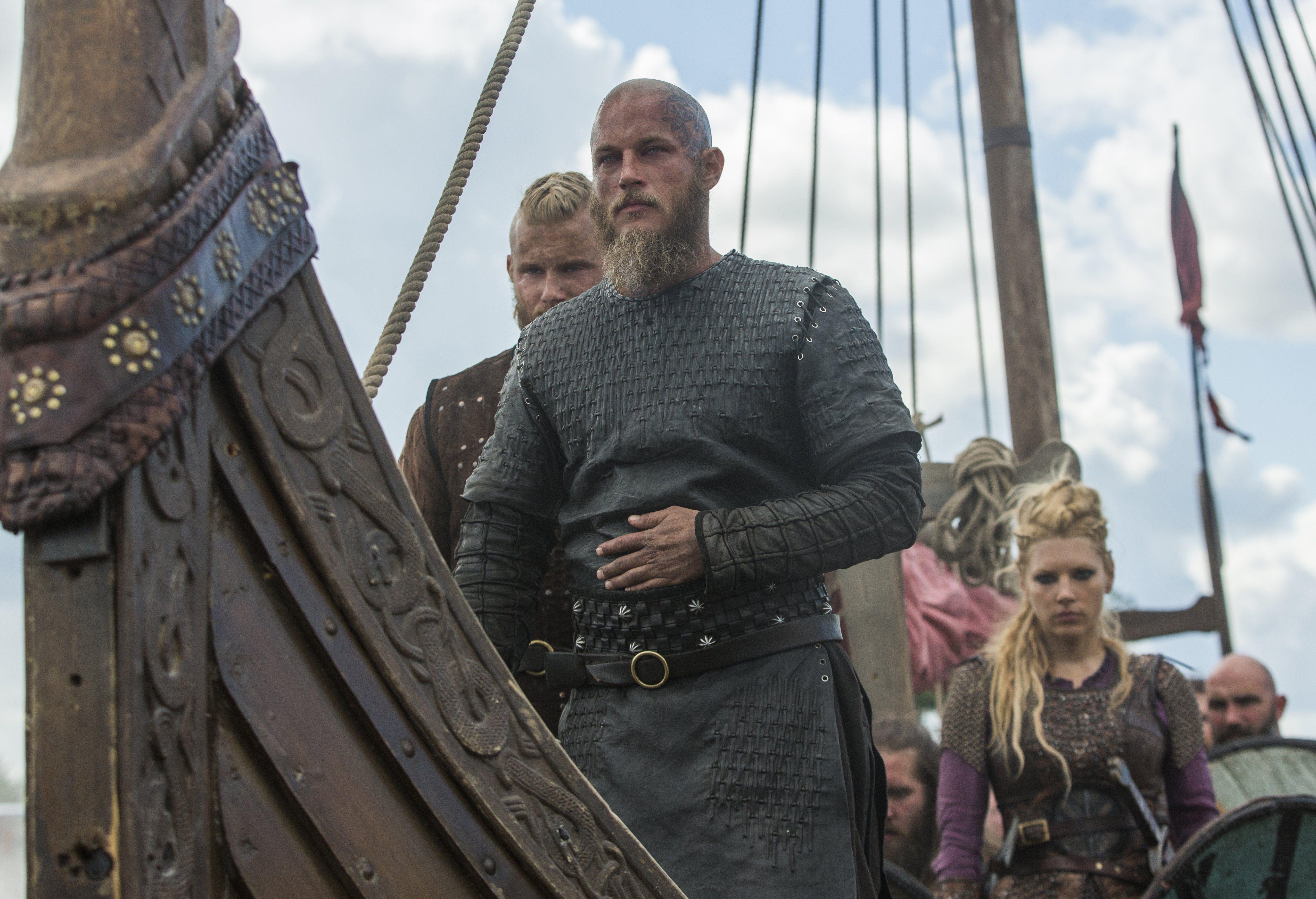 La historia de Ragnar Lodbrok - Archivos de la Historia