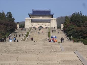 Mausoleo Sun Yat Sen