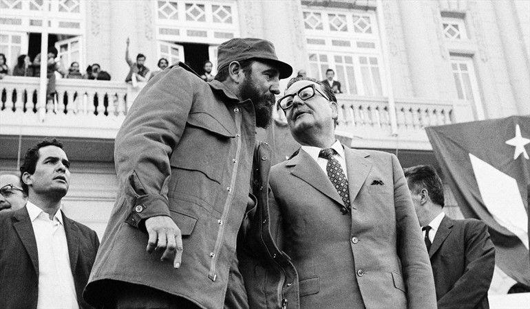 Allende y Castro