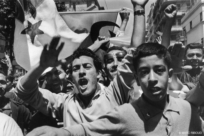 Descolonización de Argelia. Independencia.