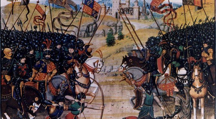 Batalla de Nájera-Froissart
