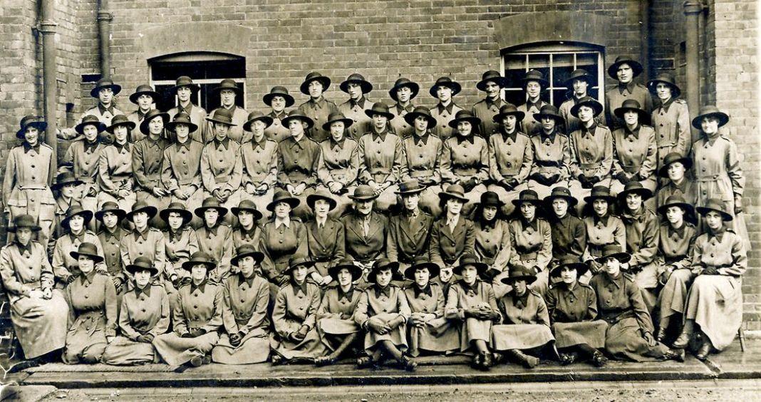 Fotografía como documento social en la Primera Guerra Mundial