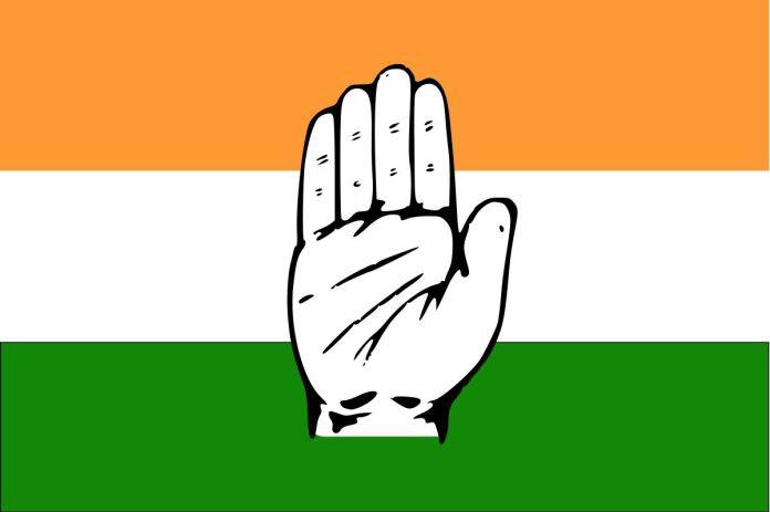 Bandera del Congreso Nacional Indio