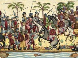 La batalla de Guadalete