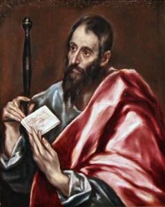 Retrato de Pablo de Tarso