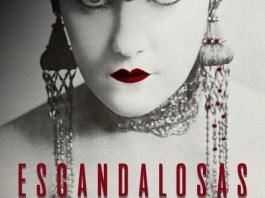 """Portada """"Escandalosas"""", Susana Peiró"""