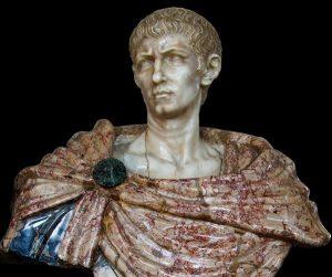 Busto del emperador Diocleciano