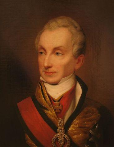 Klemens von Metternich (1835-40). Desconocido.