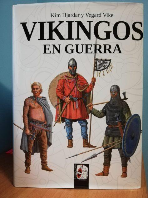 Portada de Vikingos en guerra