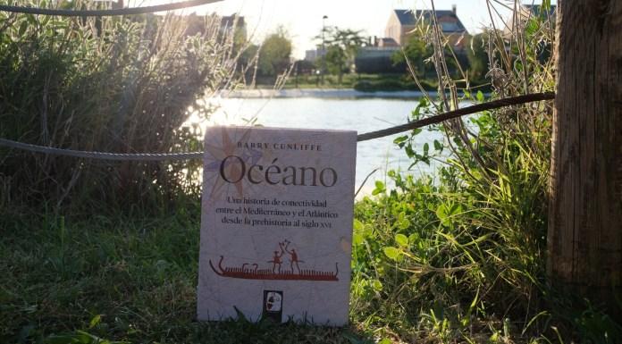 """Reseñamos """"Océano"""" de Barry Cunliffe"""