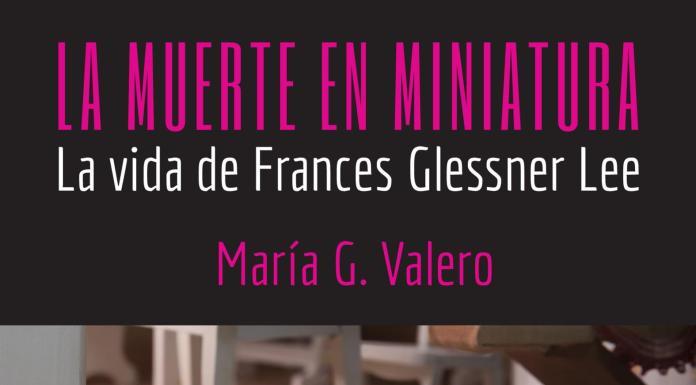 """Portada de """"La muerte en miniatura. La vida de Frances Glessner Lee"""""""