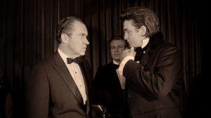 Richard Nixon y Johnny Cash el 17 de abril de 1970.