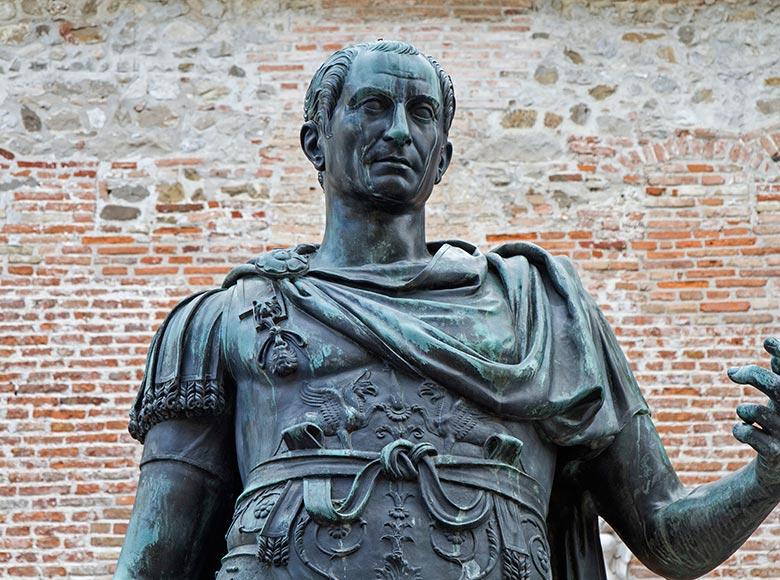 Estatua Julio César