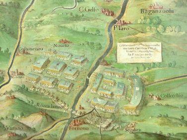 Batalla de Fornovo de 1495.