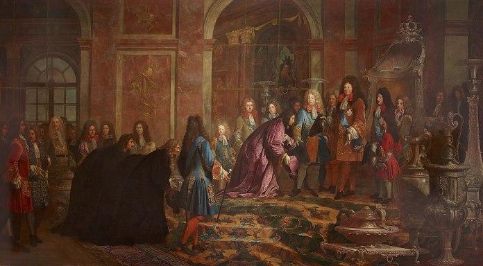 Versalles, el principal enemigo de la Monarquía Hispánica y por ende de Génova