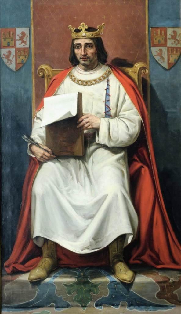 Alfonso X El Sabio (s/f)