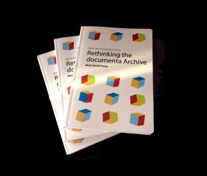 """""""Rethinking the documenta Archive"""", proyecto ejecutivo para el archivo de documenta, Kassel, 2014."""