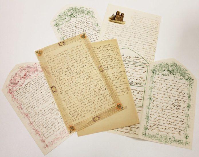 Cartas secretas de la Reina Regente María Cristina de Borbón-Dos Sicilias a su segundo marido Agustín Fernando Muñoz. Archivo Regional de la Comunidad de Madrid.