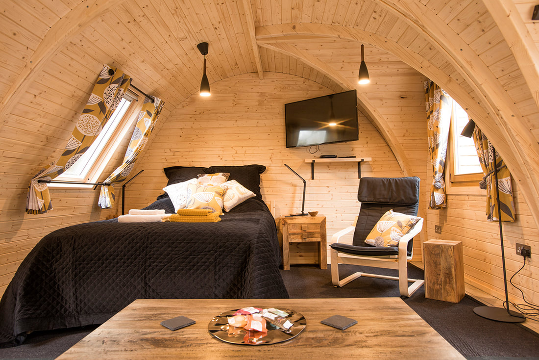 Luxury Glamping Pods For Sale Buy Or Lease These And