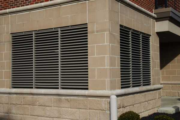 Louver Free Area Architectural Louvers
