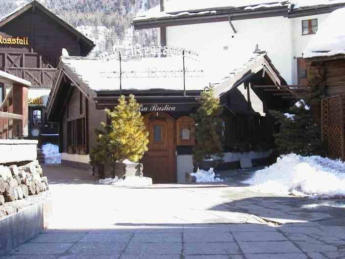 Casa Rustica Zermatt