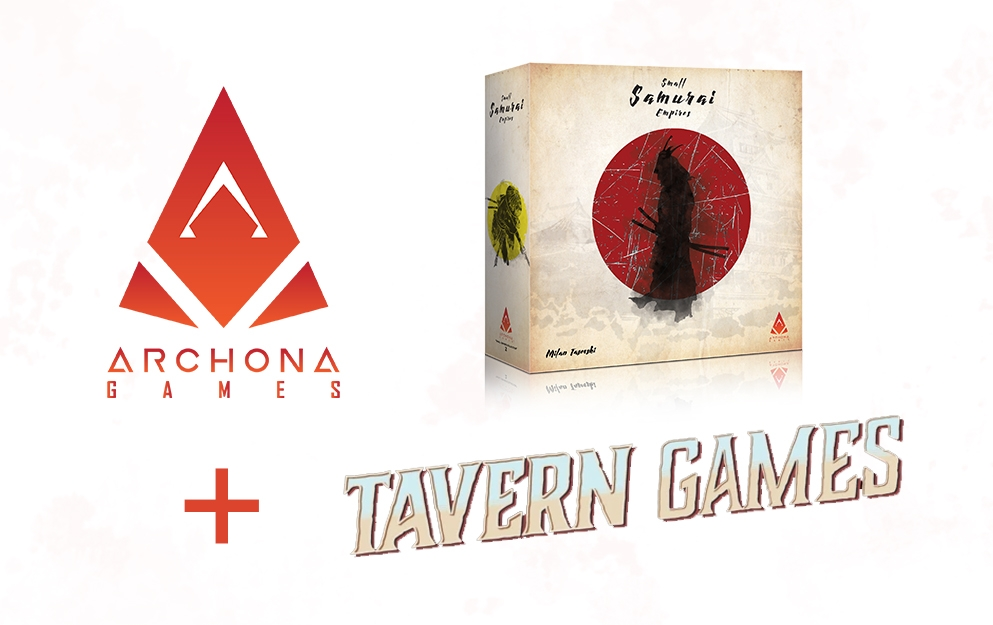 Archona Games partnering with Tavern Games
