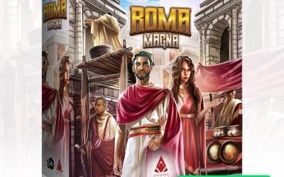 Roma Magna – Coming soon on Kickstarter!