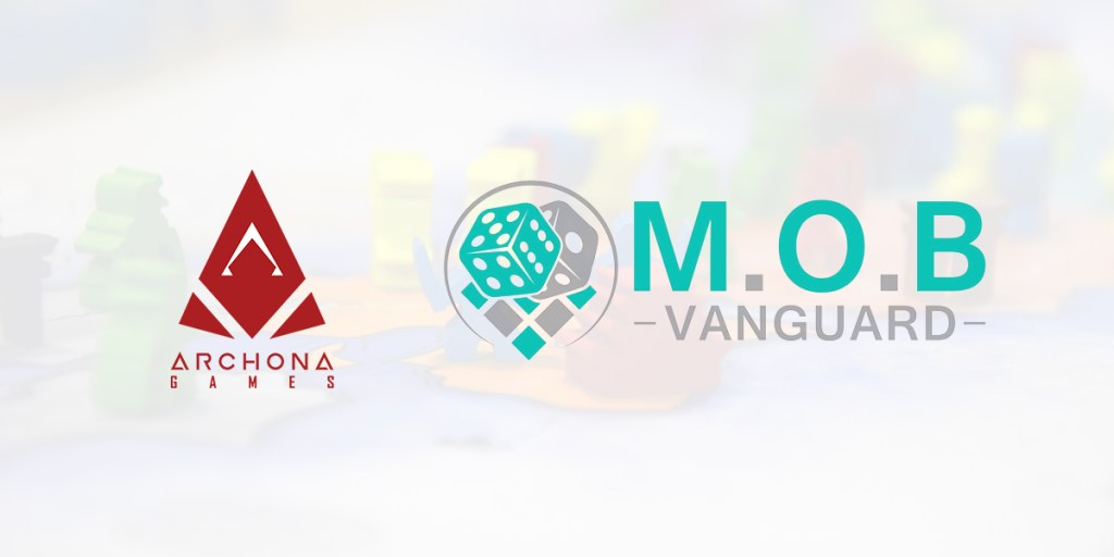 Archona Games signs with MOB Vanguard