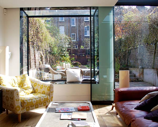 House extension Primrose Hill North London Archplan Architects
