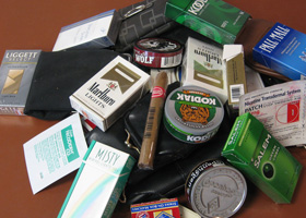 tobacco-types